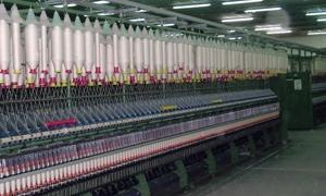 مدير شركة الوليد للغزل :استئناف عمليات انتاج الخيوط المتنوعة بعد استلام 500 طن من الأقطان