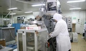 مبيعات تاميكو من الأدوية 125 مليون ليرة  في الأشهر الثلاث الاولى من العام الجاري