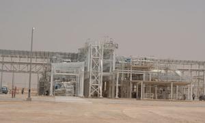 إعادة الإنتاج في حقل الشاعر بأسرع وقت ..وزير النفط: معمل حيان للغاز يعاود الإنتاج بطاقة 2.4 مليون متر مكعب يومياً