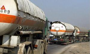 وزارة النفط تقول أنها وفرت 70% من حاجة السوق المحلية للمشتقات النفطية