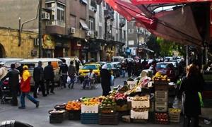 خلال يومين .. 29 ضبطاً تموينياً في سوق الشعلان بدمشق