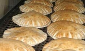 14 آلف طن من الخبز إنتاج