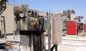 6.5 مليارات ليرة أضرار قطاع الكهرباء في سورية .. و56% انخفاض إنتاج الكهرباء بسبب الحرب