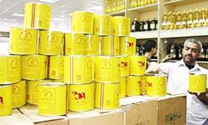 وسط سيطرة للتسعير العشوائي ..تقرير: ارتفاعاً ملحوظاُ تشهده أسواق دمشق في أسعار الزيوت والسمون