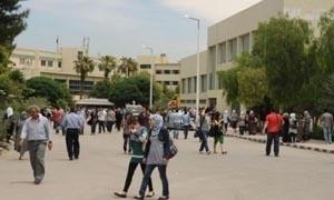 اليوم بدء التقدم إلى مفاضلة المفتوح بجامعة دمشق