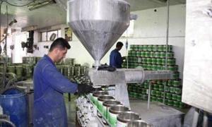 900 مليون ليرة قيمة منتجات المؤسسة الصناعات الكيمائية في 6 أشهر