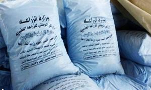 تعديل أسعار المواد العلفية في سورية.. والأعلاف تستجر 18 الف طن من شعير الحسكة