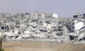 دكتور جامعي: 6000 مليار ليرة تقديرات كلف إعادة الإعمار في سورية..ومقترح لإنشاء مكتب مركزي يتبع رئاسة الحكومة