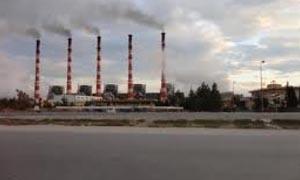 عودة أكثر من 70% من الطاقة الانتاجية لمعامل الغاز في المنطقة الشرقية بريف حمص
