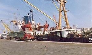 المنطة الحرة البرية في اللاذقية تصدر 14 ألف طن من البضائع قيمتها 4.7 مليار ليرة