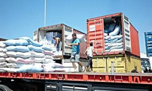 الجزائري: الصادرات السورية تضاعفت خلال العام 2014..ونمو مستوردات المواد الأولية 65%