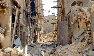 ارتفاع عدد ضبوط المواطنين المتضررين بريف دمشق إلى 42 ألف بقيمة 260 مليار ليرة
