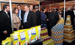 وزير الصناعة: العقوبات الاقتصادية لم تؤثر على قطاع الصناعات الغذائية في سورية
