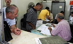 المصالح العقارية بريف دمشق تطبق الأرشفة الضوئية لمليون صحيفة عقارية .. وفق مشروع لأتمتة الوثائق والملكيات