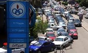 تموين دمشق يبين أسباب حدوث الازدحامات أمام محطات الوقود