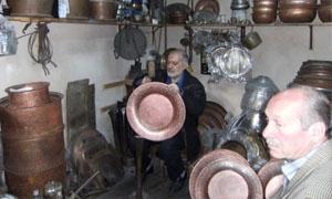 رئيس الاتحاد الحرفيين : حواضن لدعم الحرفيين في سورية ومنعهم من الهجرة .. قريباً