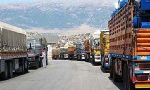 لبنان والأردن تفرضان ضرائب على الصادرات السورية