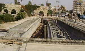 الشركة العامة للطرق والجسور ترصد 5.780 مليار ليرة لخطتها الانتاجية للعام 2013