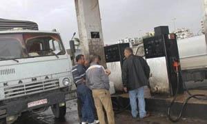 البدء باستقدام عناصر رقابة جديدة.. ضبط 5 صهاريج مازوت تتلاعب بالمكيال في دمشق