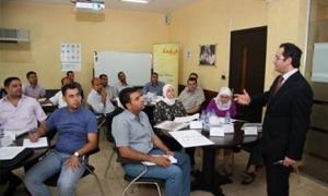 دورة تدريبية لتأهيل العاملين الجدد فـي برنامج تشغيل الشباب