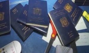 نحو 3000 دعوى قضائية متعلقة بتزوير جوازات السفر في سورية..منها 500 في دمشق وريفها