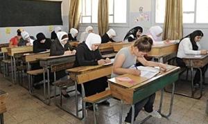 459 مركزاً امتحانياً للشهادتين بريف دمشق وتوفير مستلزمات سير العملية الامتحانية
