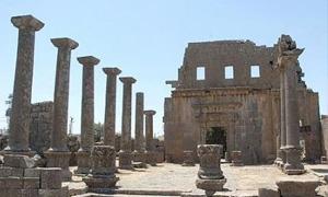 لائحة حمراء بالتحف الفنية والمواقع الأثرية المعرضة للخطر في سورية