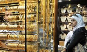 أبرز أحداث قطاع الذهب السوري خلال 2014