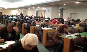 التعليم العالي: إجراء امتحان الهندسة المعلوماتية الموحد دورة كانون الأول