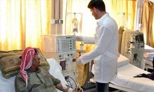 صحة ريف دمشق:الأدوية النوعية متوفرة والخدمة الطبية متاحة للجميع وبالمجان