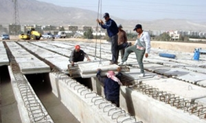 230 مليون ليرة قيمة المشاريع الجديدة للمواصلات الطرقية في طرطوس