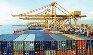 انخفاض صادرات سورية إلى 70 مليون دولار خلال الربع الأول.. والمستوردات تتراجع بنسبة 8.1%