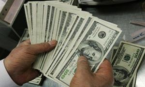 دولار السوداء مستقر عند مستوياته المرتفعة.. ولا بوادر لتدخل قوي من المصرف المركزي