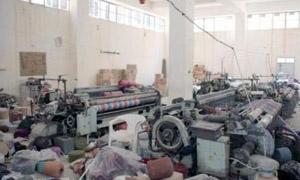 بخسائر تقدر بنحو 296 مليار ليرة.. أكثر من 720 منشأة صناعية خاصة متضررة في حلب