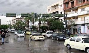 المنخفض الجوي مستمر في سورية حتى صباح الجمعة