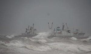احوال الطقس في المحافظات السورية..وميناء طرطوس يوقف الحركة الملاحيّة بسبب العاصفة و3 بواخر تنتظر تفريغ حمولتها