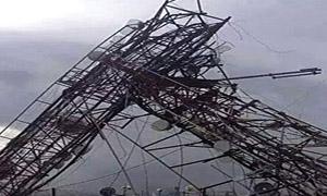 1.3 مليار ليرة خسائر قطاع الكهرباء في سورية بسبب العاصفة الثلجية..والنصيب الأكبر لريف دمشق