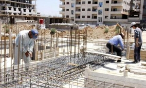 مليون ليرة لمشاريع البنى التحتية في توسع المنطقة الصناعية بحماة