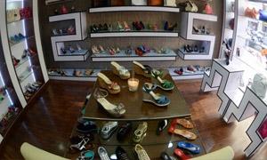 تراجع إنتاج الأحذية في سورية و80 بالمئة منها مستورد
