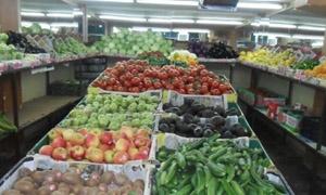 أسعار الخضار والفواكه في أسواق دمشق تواصل ارتفاعها.. البندور و البطاطا بـ110 للكيلو الواحد