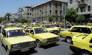 محافظة دمشق تدعو أصحاب سيارات التكسي للتسجيل بمنظمة