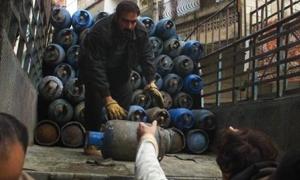 2500 أسطوانة غاز يومياً حصة دمشق في شهر رمضان
