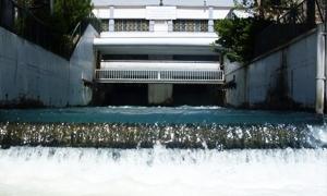 مؤسسة مياه الشرب بدمشق : غزارة نبع الفيجة يوم أمس ساعدت على منع ظهور العكارة في المياه