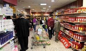 استهلاكية دمشق: خطة لزيادة المبيعات إلى 5.7 مليارات ليرة خلال العام 2015