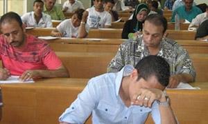 الكردي: 95% نسبة حضور الطلاب في امتحانات جامعة دمشق وضبط 16 حالة غش امتحاني