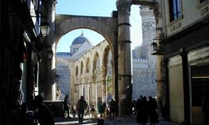 محافظة دمشق : انتهاء أعمال  الصيانة في دمشق القديمة نهاية حزيران المقبل