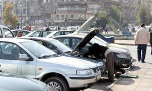 محافظة دمشق:ظاهرة صيانة السيارات على الأرصفة إلى زوال.. ومجمع حوش بلاس جاهزاً