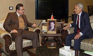 وزير التجارة:تأسيس مشاريع استثمارية مستقبلية بين سورية وأرمينيا..ورفع مستوى التعاون الاقتصادي