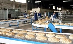 مخابز  طرطوس تنتج أكثر 1600 طن  في 4أشهر بزيادة 25% عن العام السابق