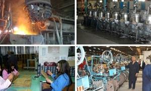وزارة الصناعة تتخذ عددا من الإجراءات لتلافي منعكسات الأزمة على القطاع الصناعي